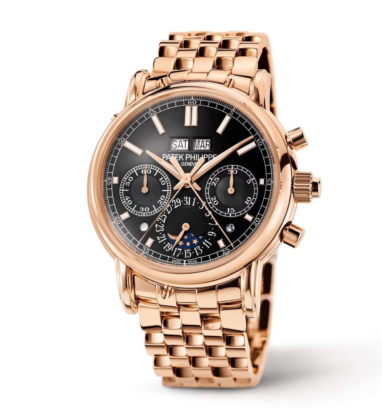 Patek Philippe Perpetual Calendar Chronograph 5204/1R-001