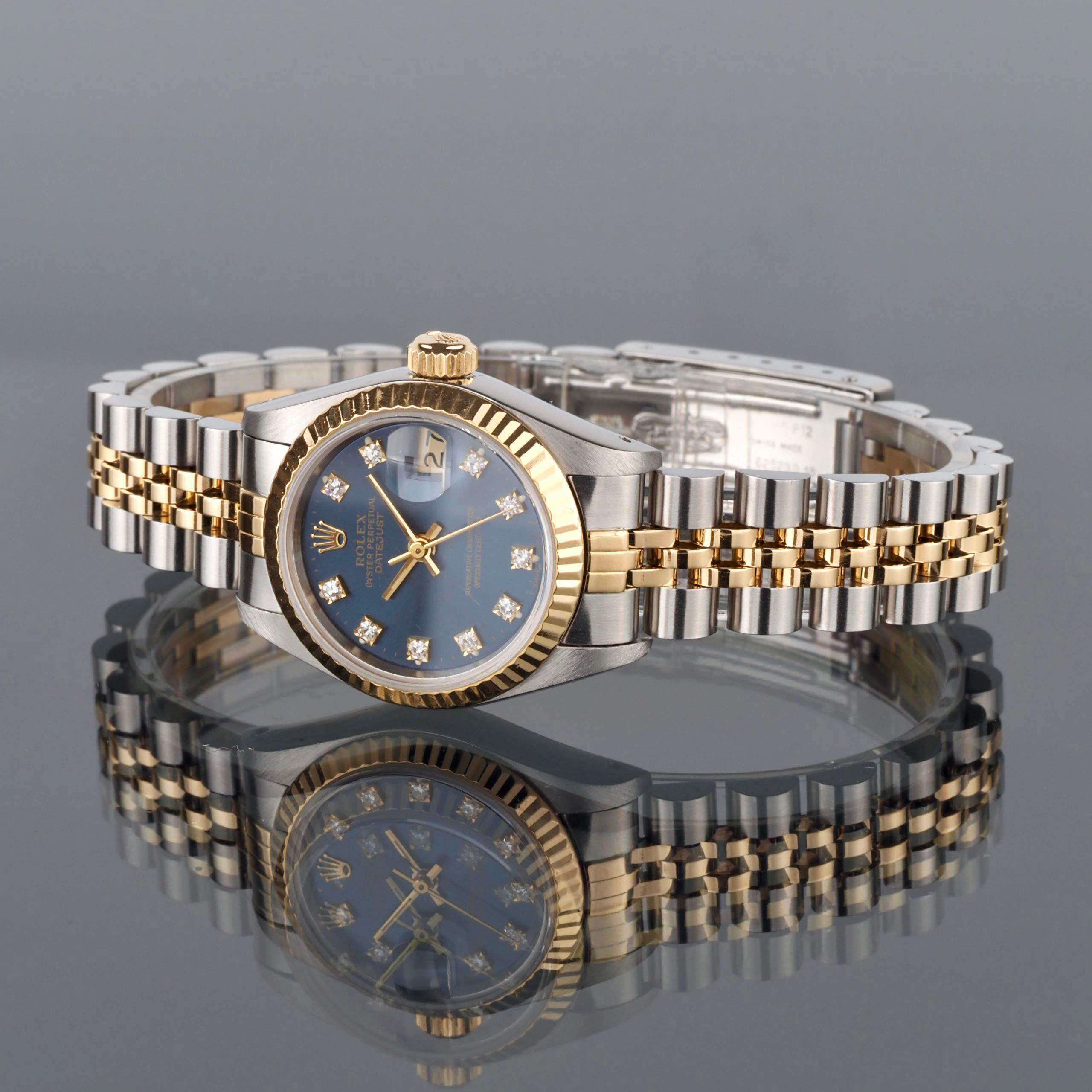 Rolex Lady-Datejust Ref. 69173