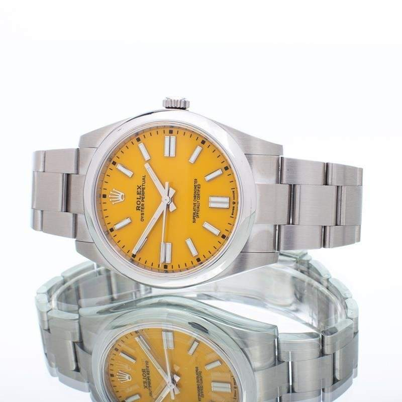 Rolex Oyster Perpetual, Autumn 2020