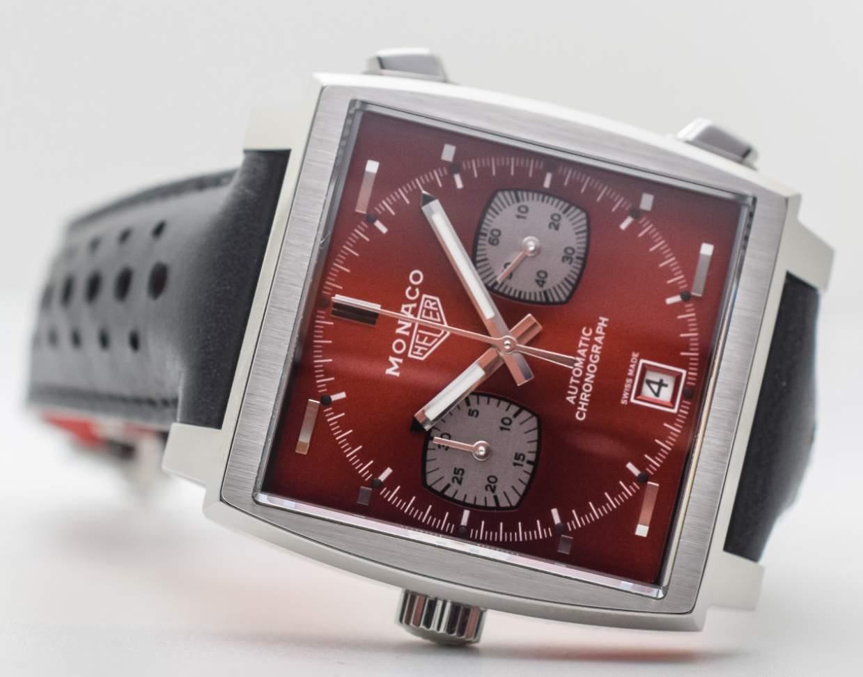 TAG Heuer Monaco 1979-1989 50th Anniversary Limited Edition