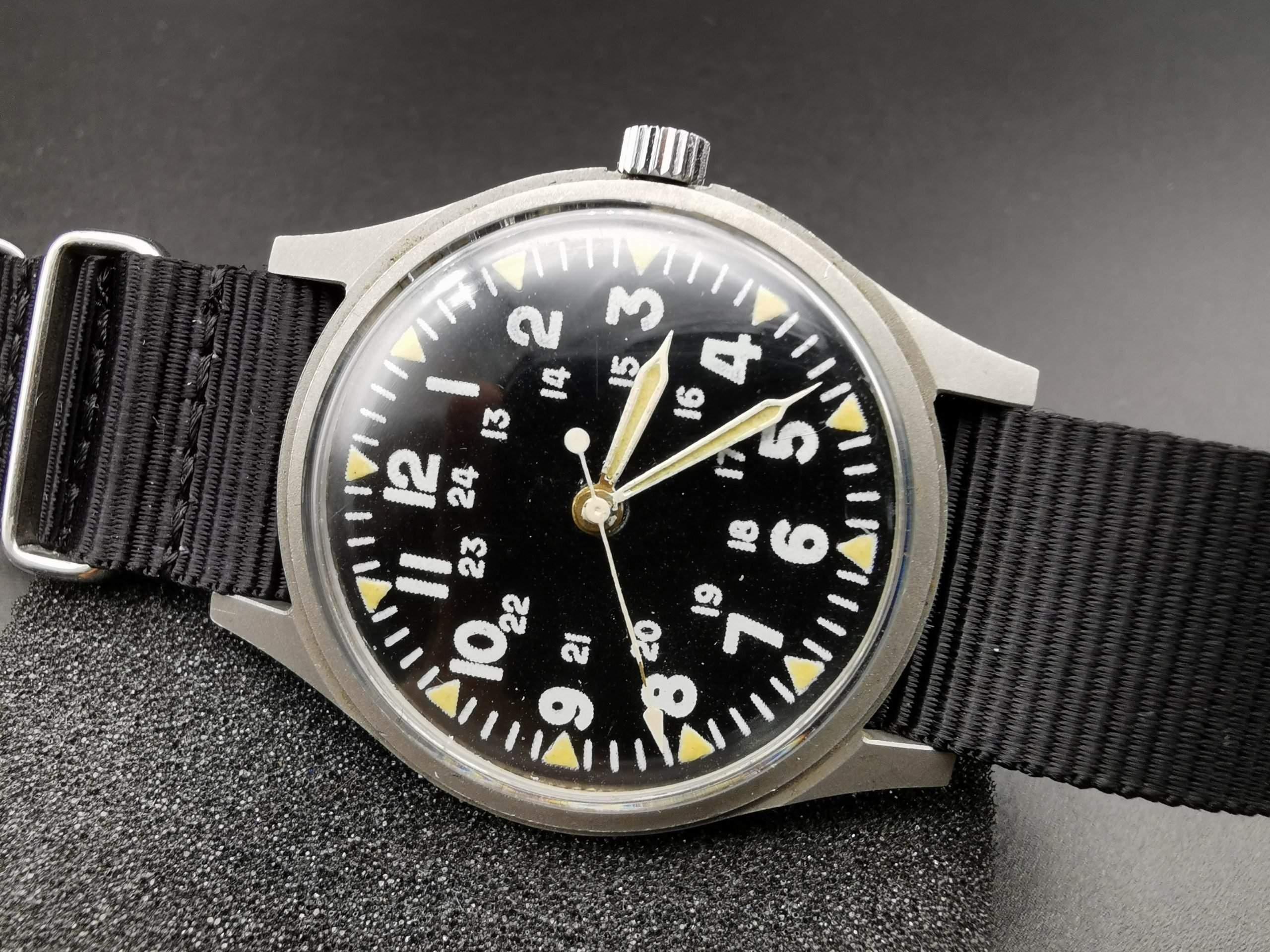 "The ""anytime, anywhere"" watch: The Hamilton Khaki Field Mechanical"