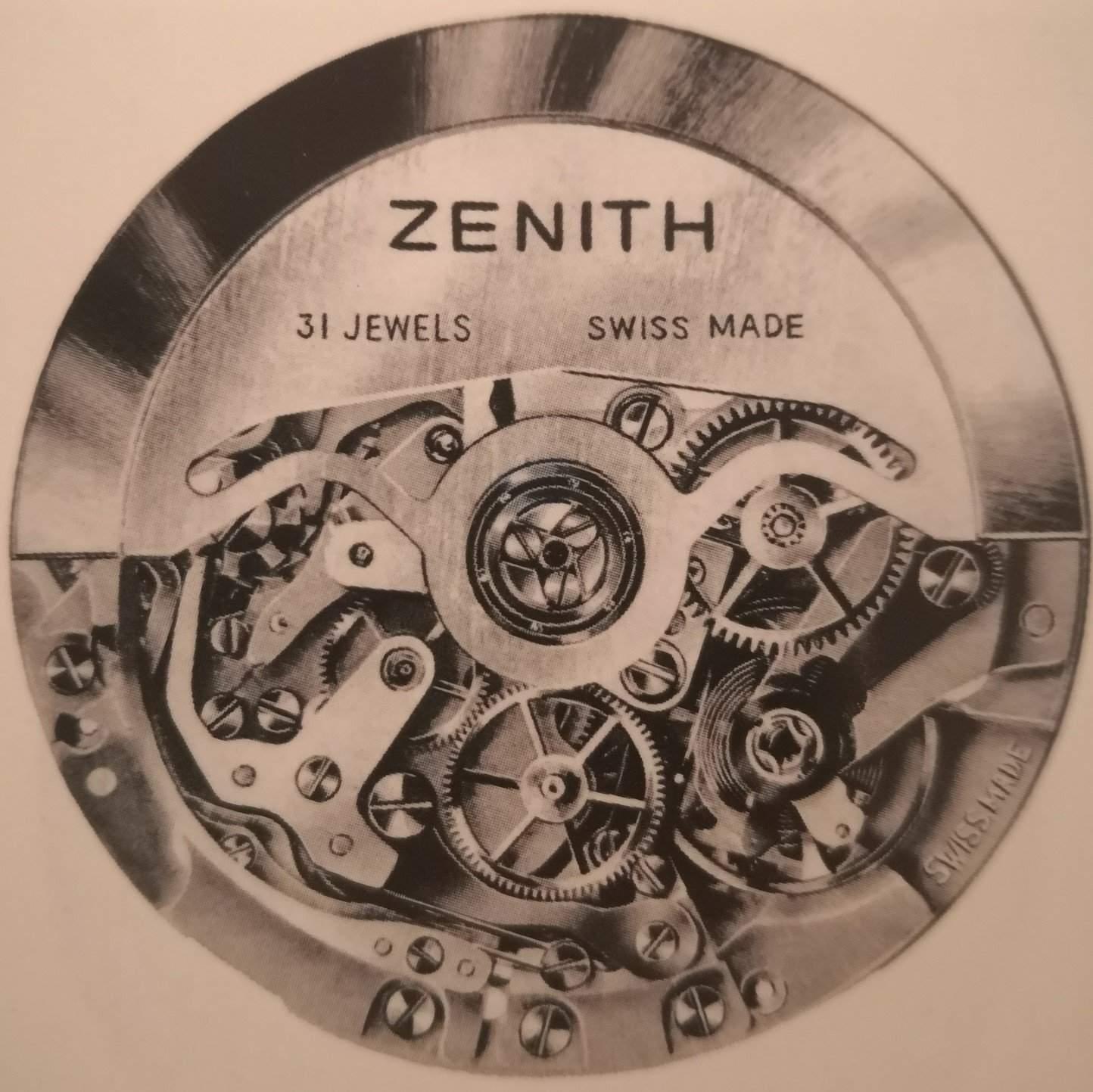 Zenith 3019PHC