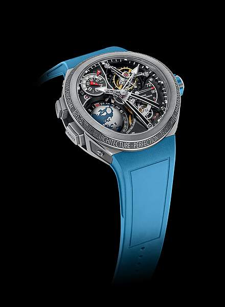 Greubel Forsey makes the most spectacular presentation at Watches and Wonders 2021.