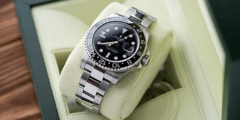 Is it OK to like Rolex?
