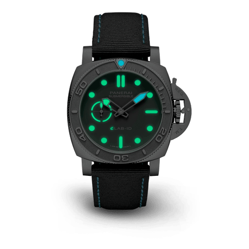 Panerai has created the most sustainable watch ever made.
