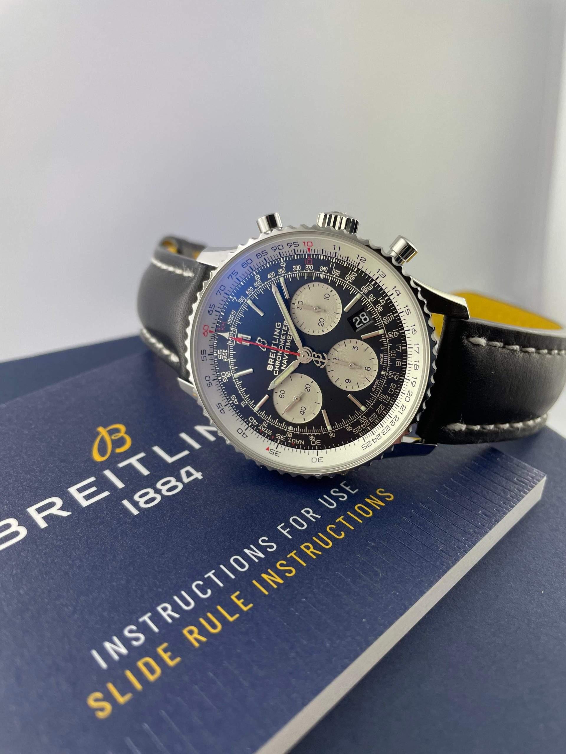 Breitling Navitimer 1b101