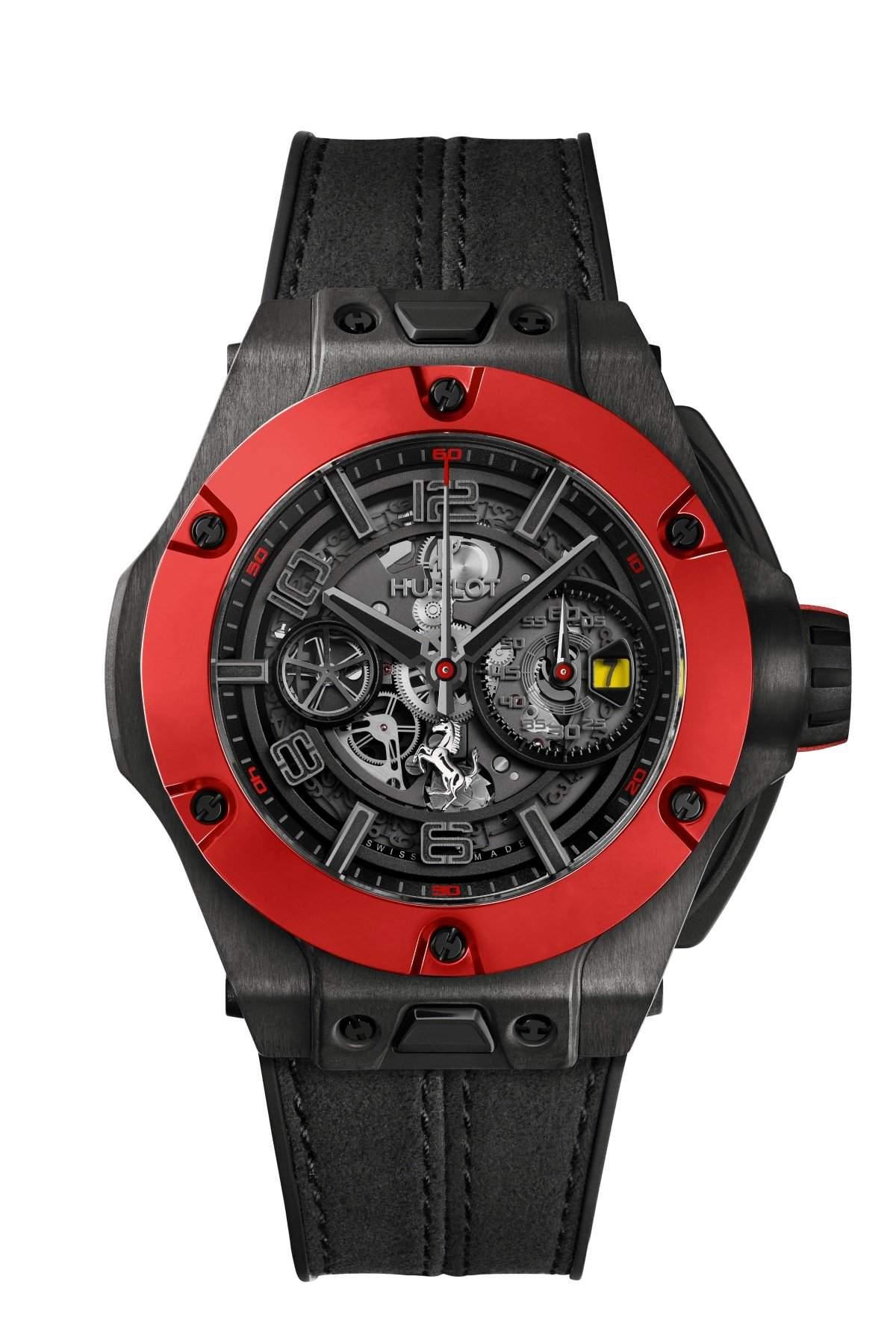 Hublot Big Bang Ferrari Unico Chronograph ref. 402.QF.0110.WR
