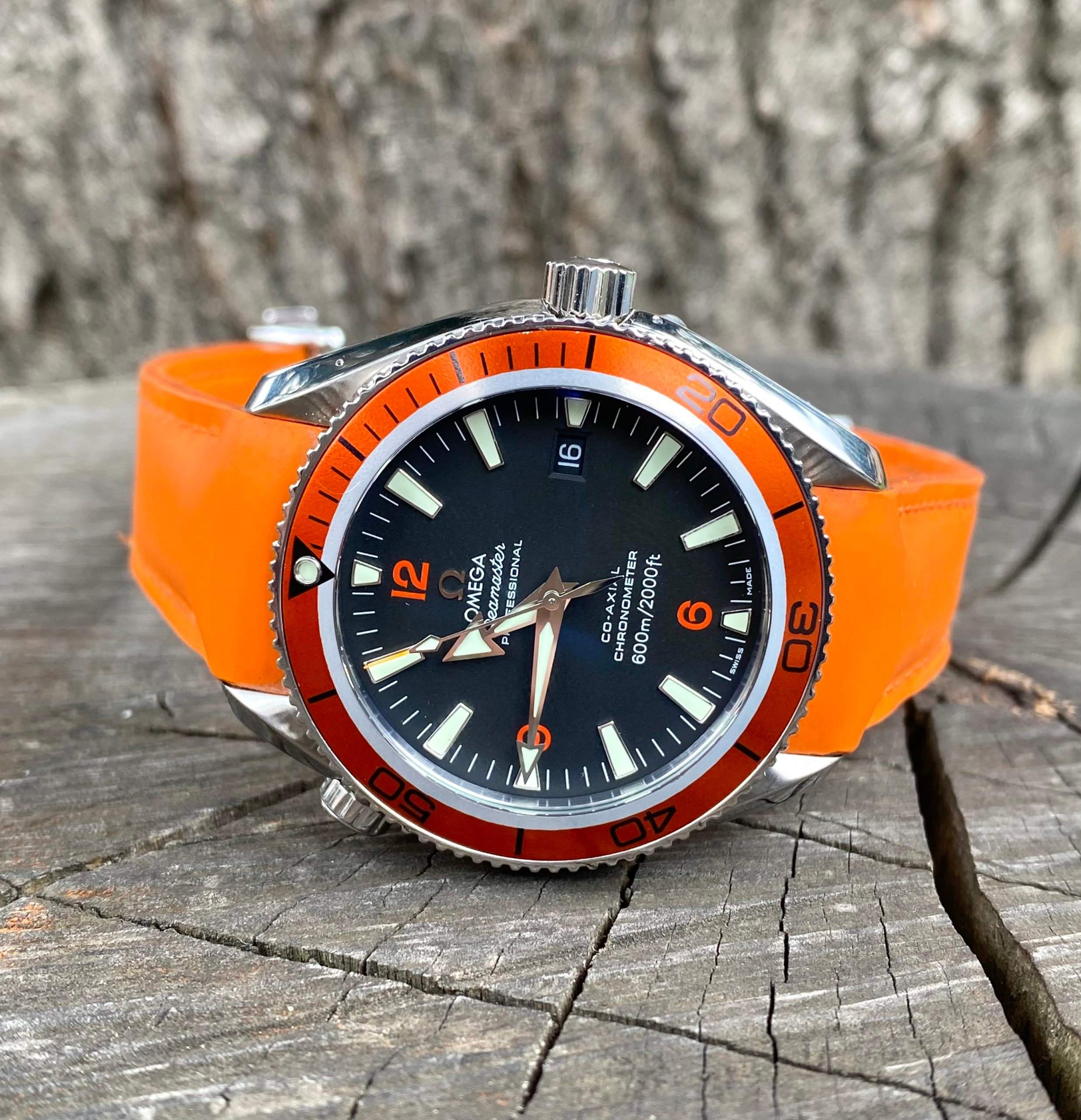 Well-made diving watches like the Omega Seamaster almost always meet ISO 6425 standards.