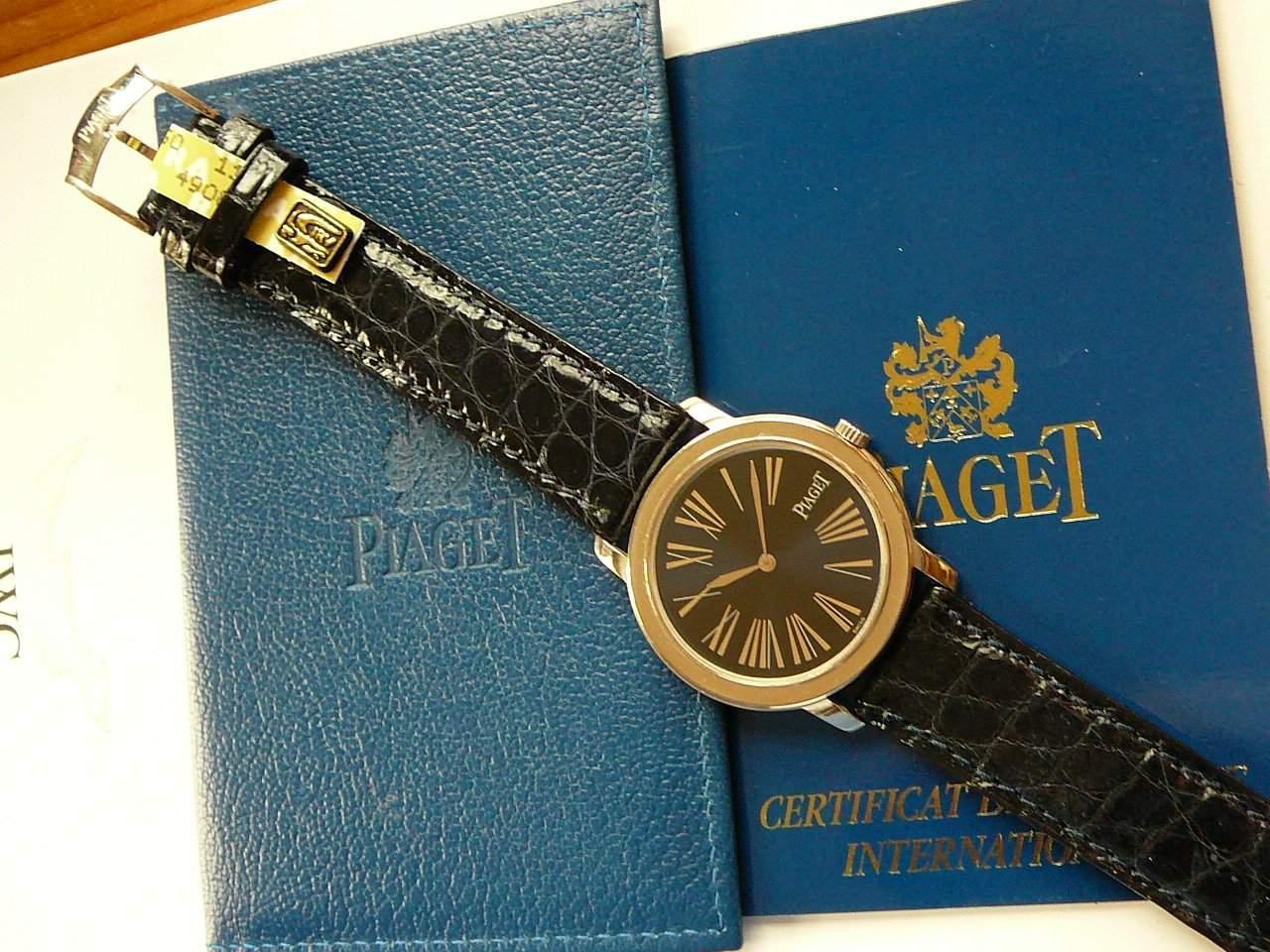 Seit Jahrzehnten ist Piaget ein Pionier im Bereich der ultra-dünnen Uhren.