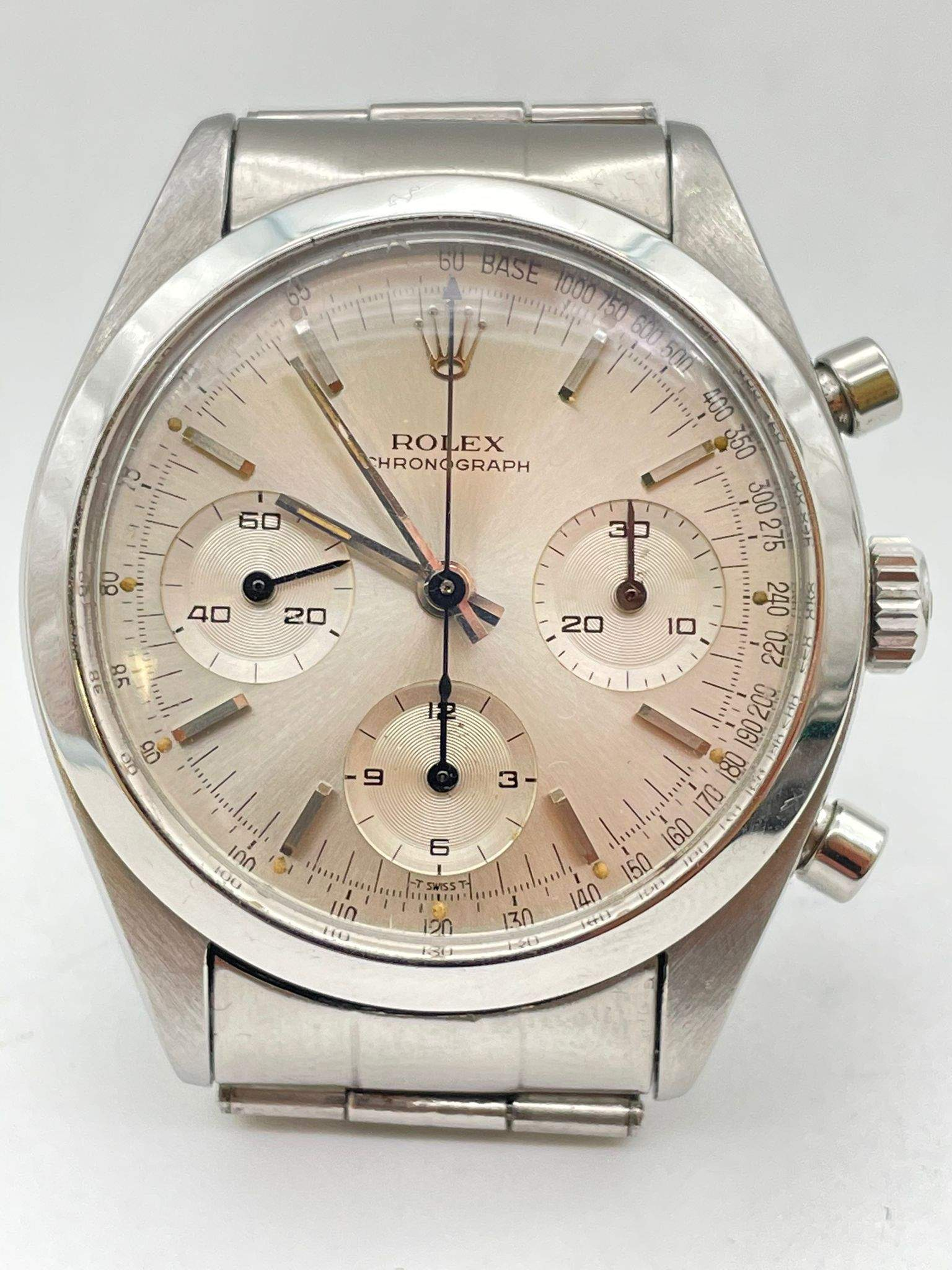 The Rolex ref. 6238 is an exceptionally rare vintage watch.