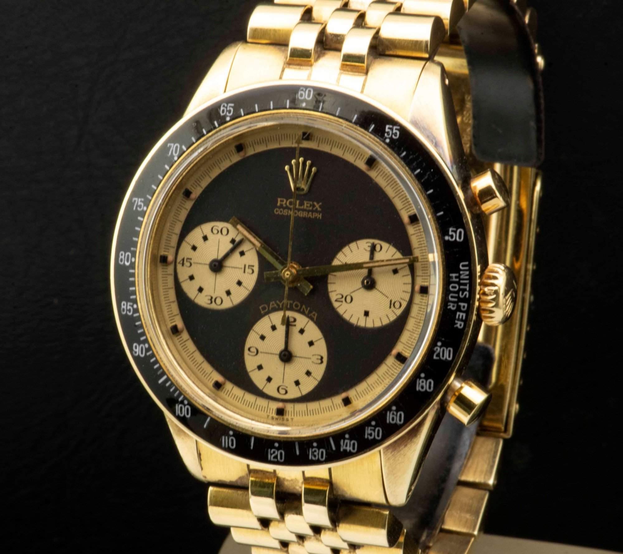 "Rolex Cosmograph Daytona Ref. 6264 ""John Player Special"""