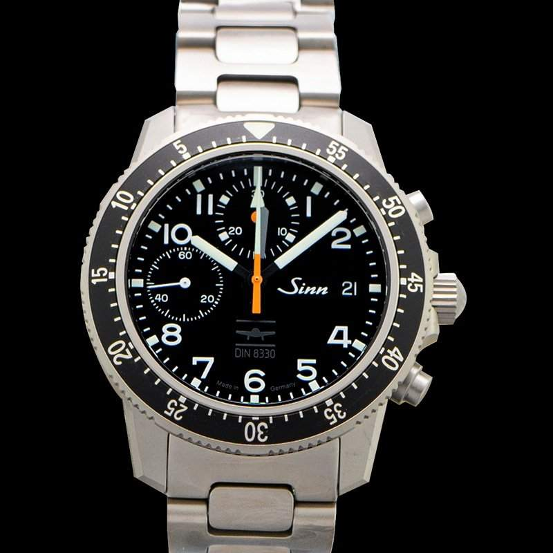 Sinn created new industry standards with watches like the 103 Ti UTC IFR
