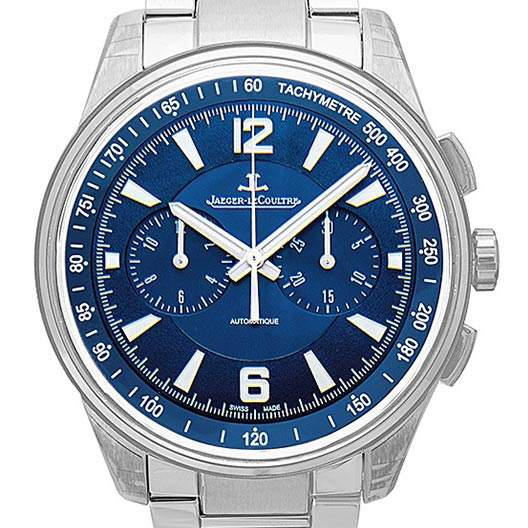 ジャガー・ルクルト ポラリス クロノグラフは、時計市場でおそらく最も上品なスポーツクロノグラフである。
