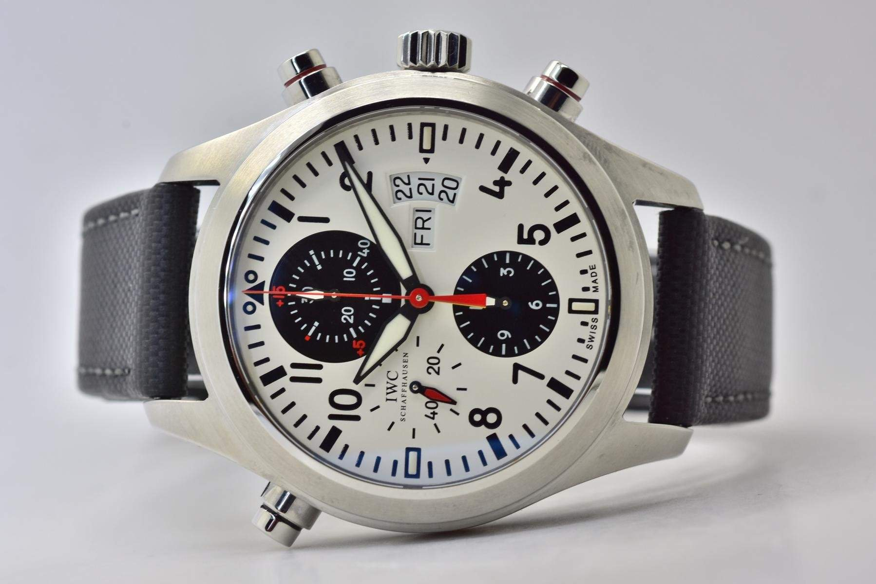 IWC Doppelchronograph Edition DFB