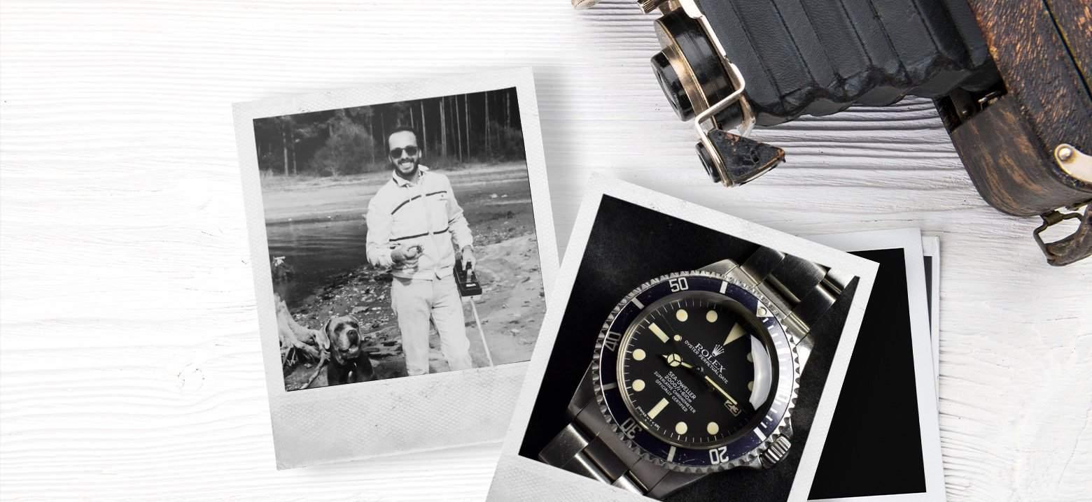 Rolex User Story Tito Mazzetta