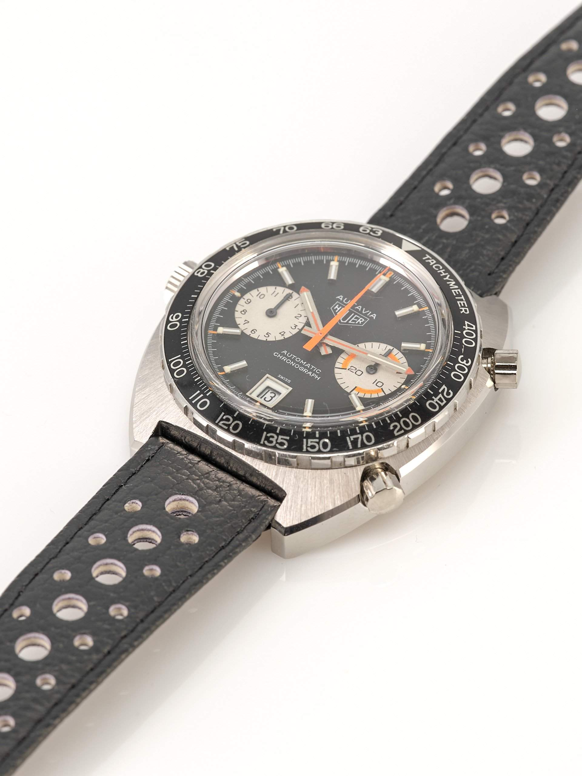 The need for (measuring) speed: a tachymeter scale