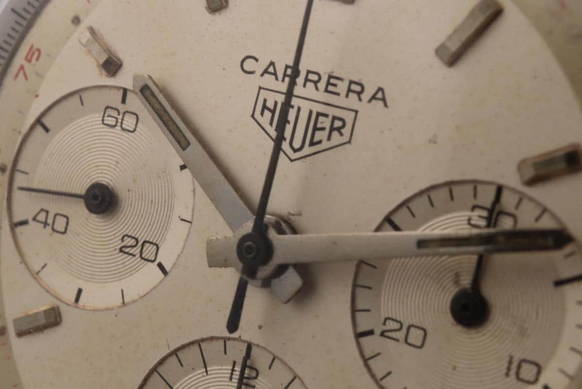 Heuer Carrera Vintage
