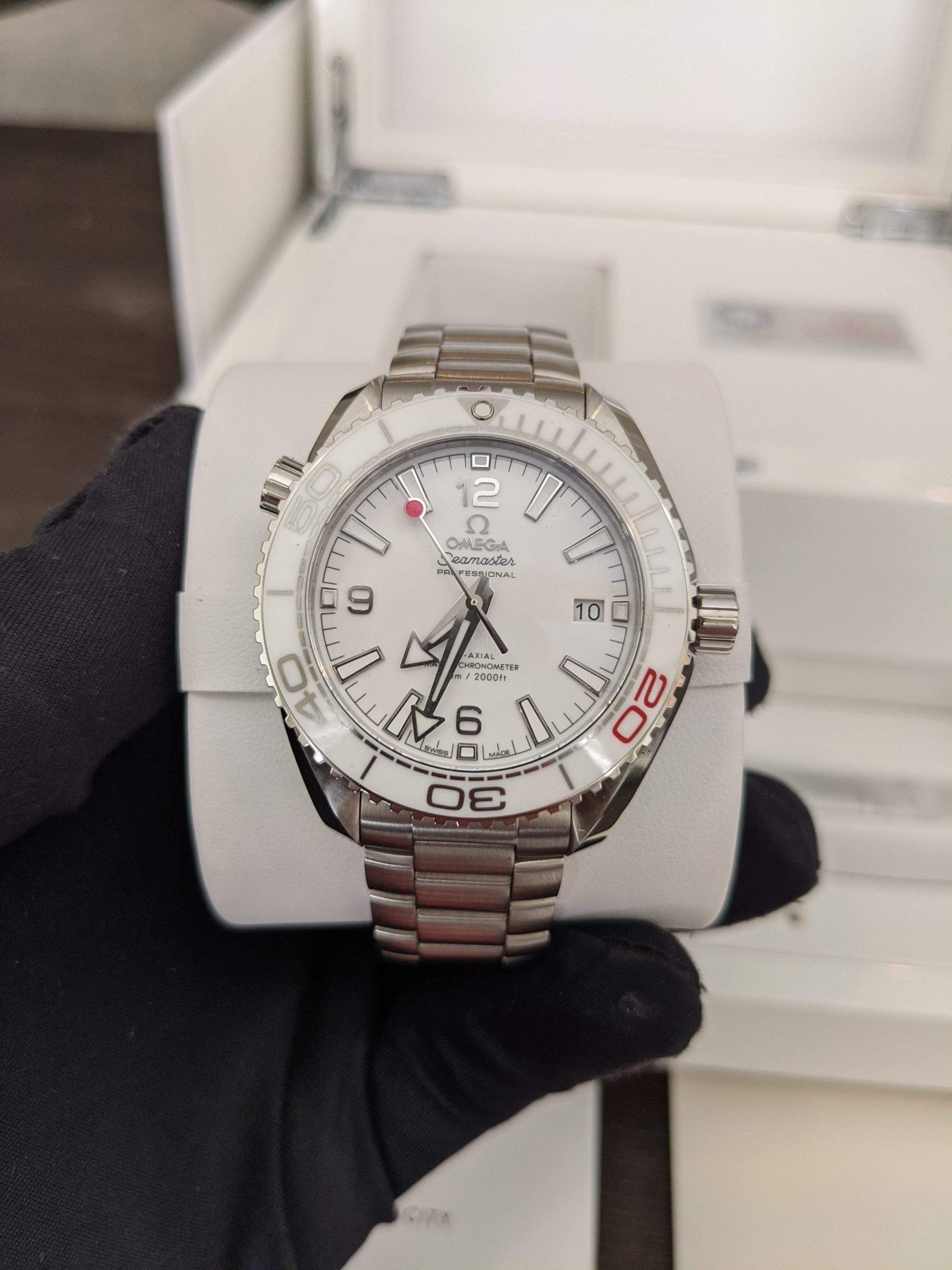 Omega Seamaster Planet Ocean 600M Tokyo Limited Edition