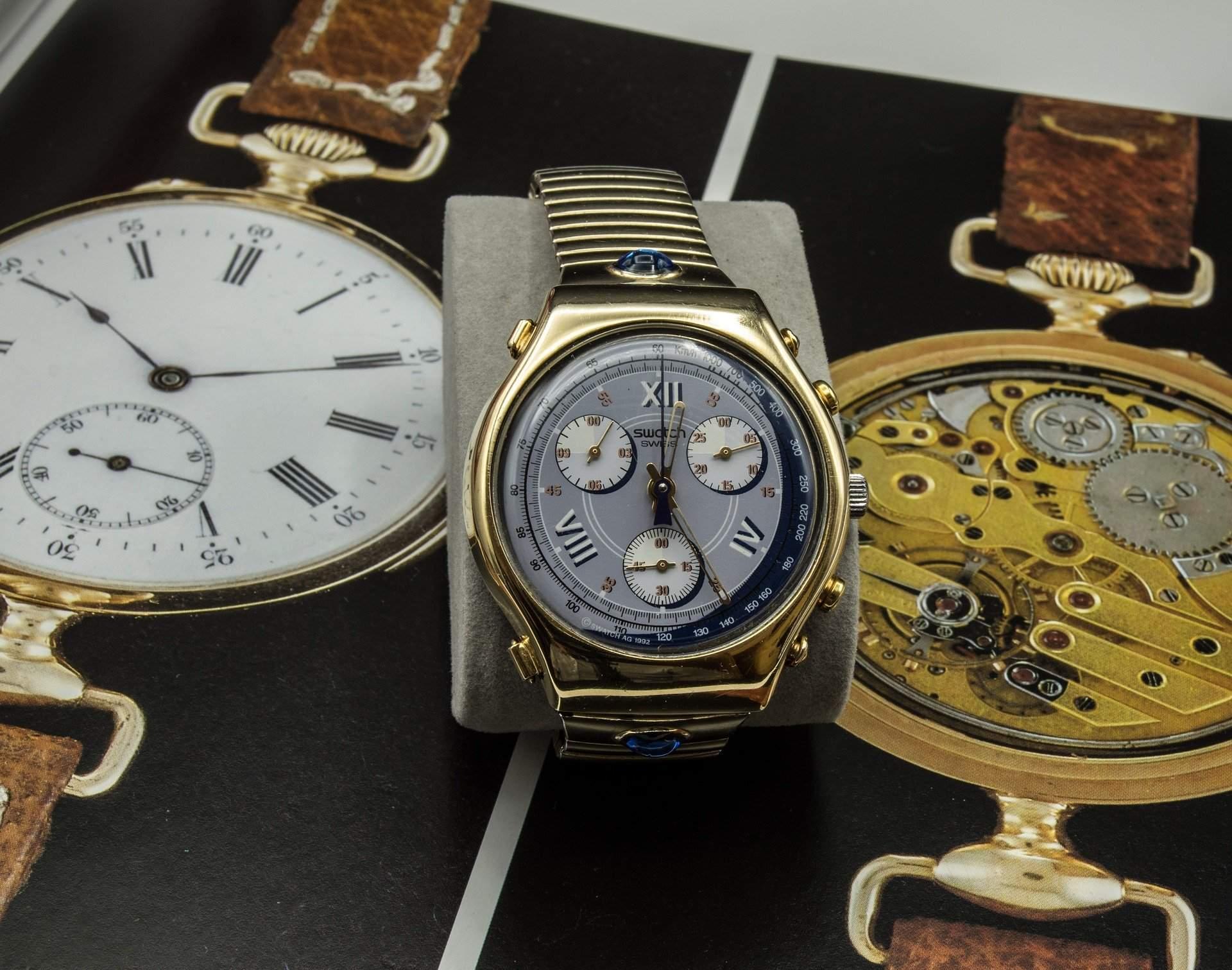 Mit Seikos erster Quarzuhr hielt die Massenproduktion Einzug in die Uhrenindustrie.