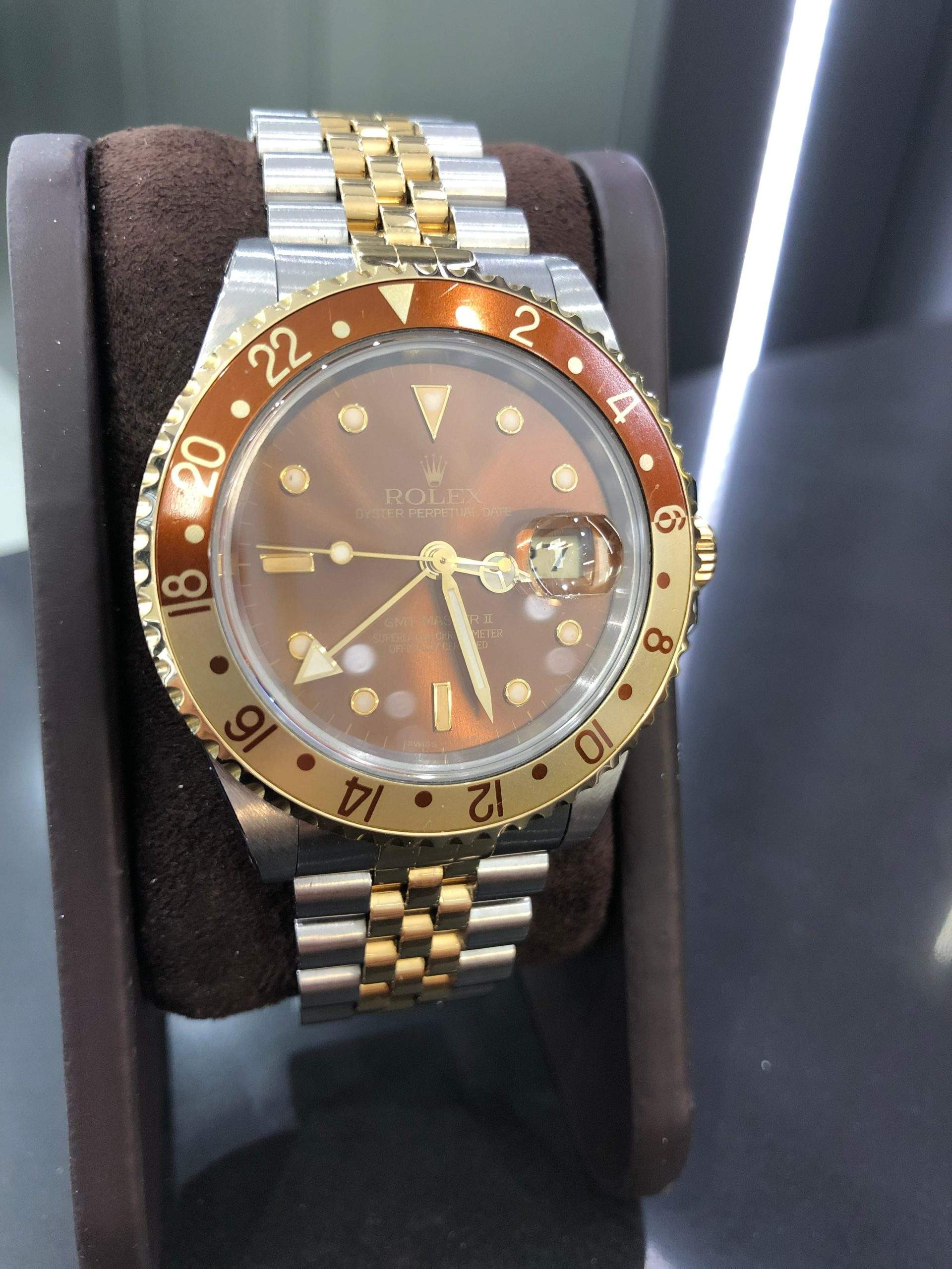 """The Rolex GMT-Master 16753 """"Clint Eastwood"""""""
