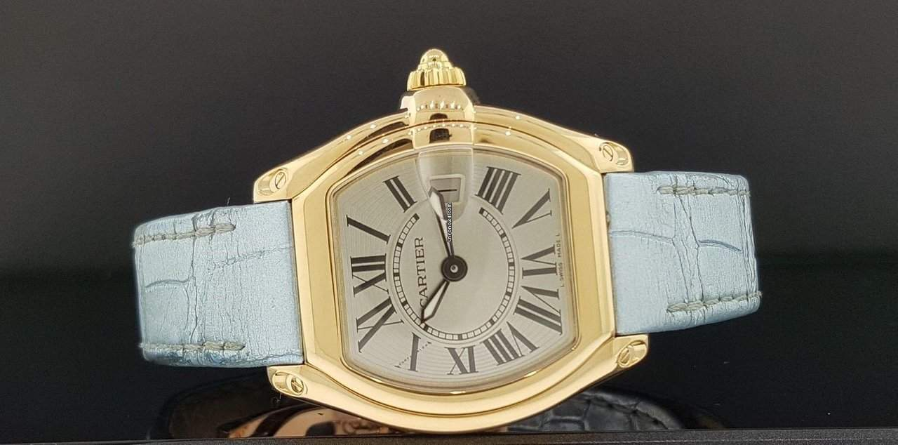 Wanda Sykes' favorite Cartier Roadster was only produced for 10 years.