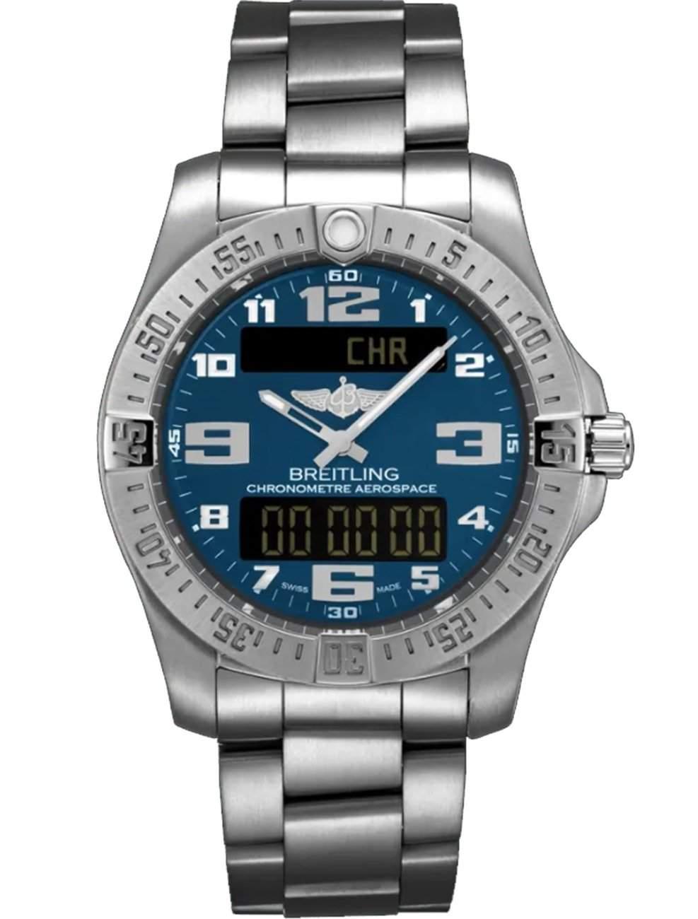 精确,功能,和强大:百年灵航空EVO是一个工具手表,可以做所有