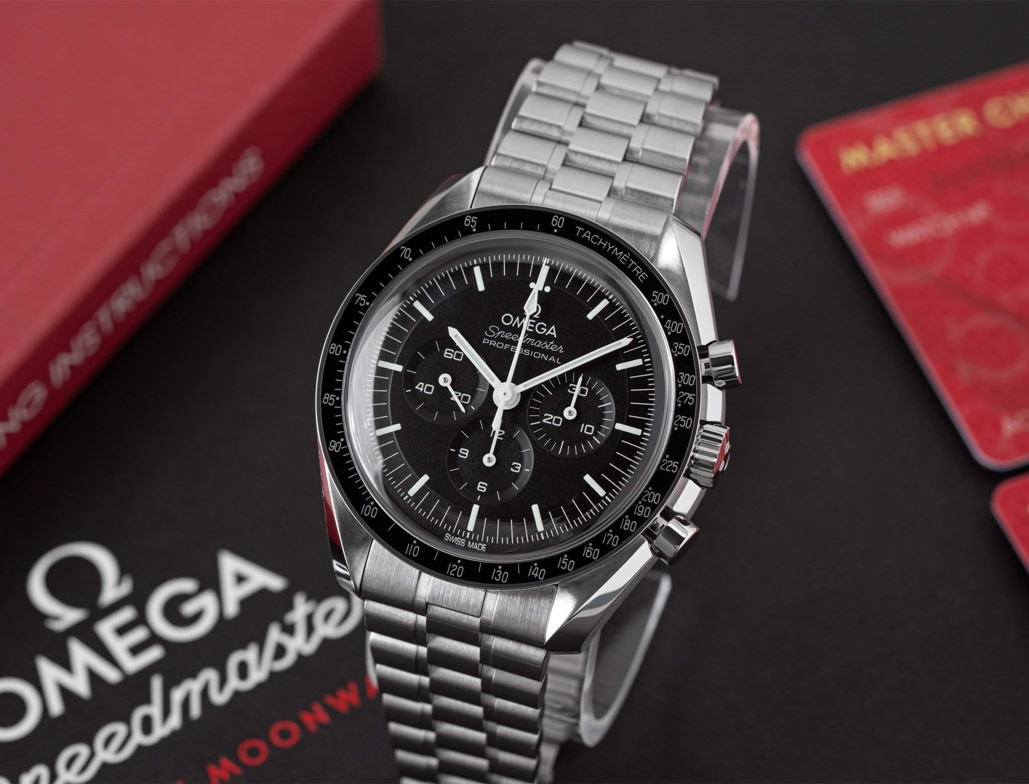 A Moonwatch for less than $6,000, really?