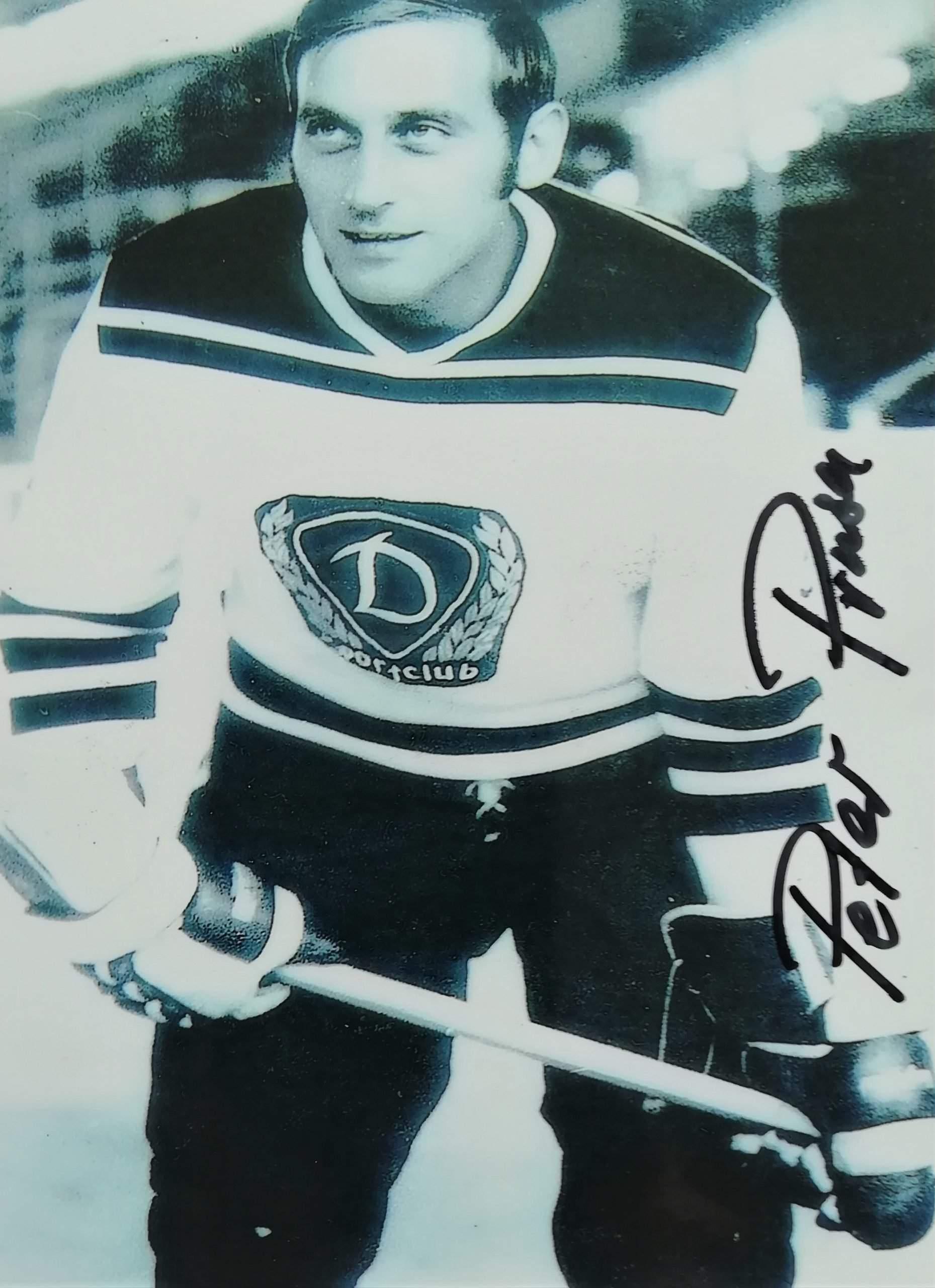 彼得·普鲁萨:上世纪六七十年代东德的职业冰球运动员。