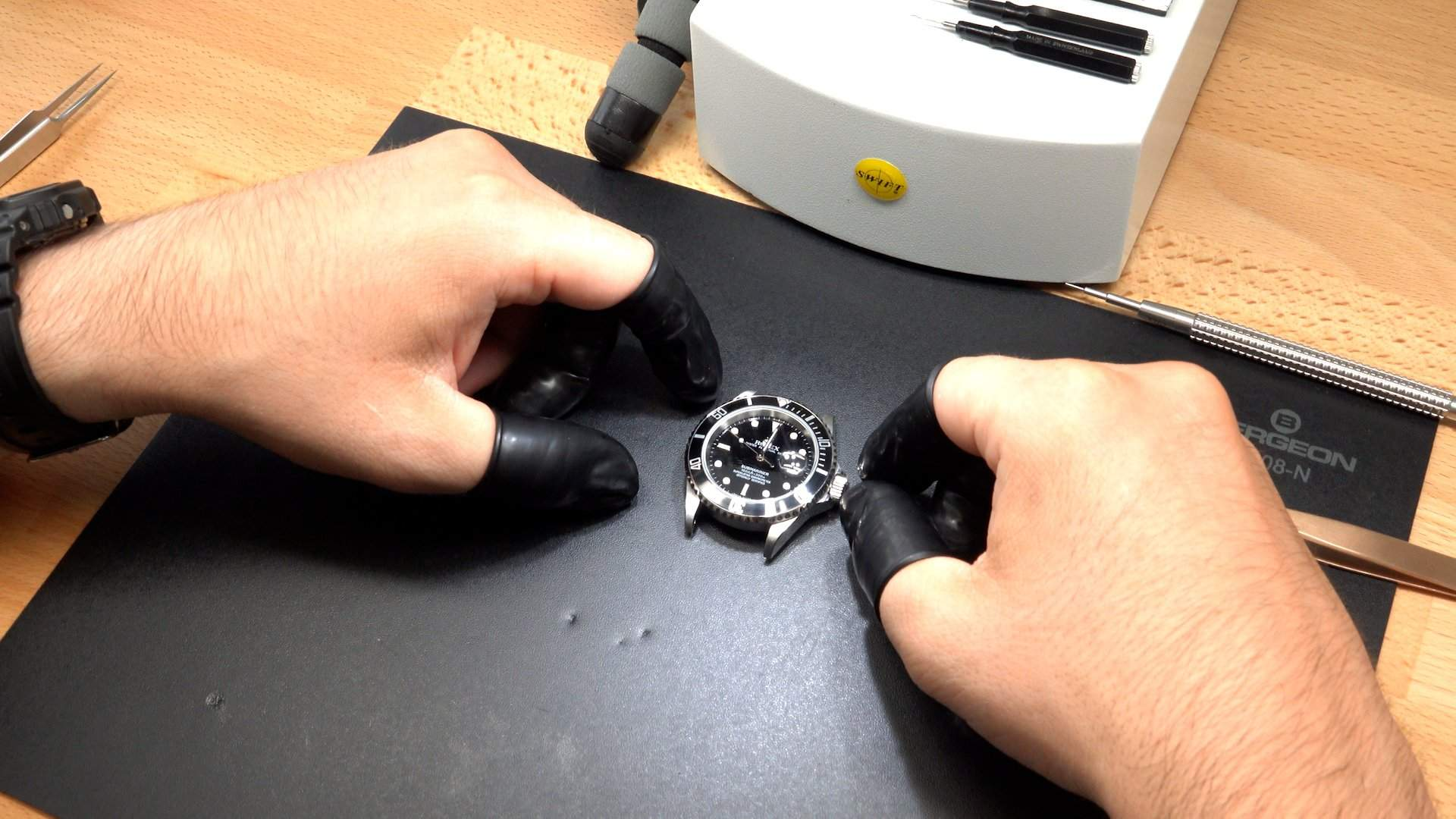 The Rolex Submariner requires regular maintenance like any other watch.