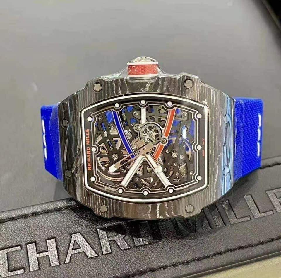 Richard Mille creates some of the most modern, innovative watches.