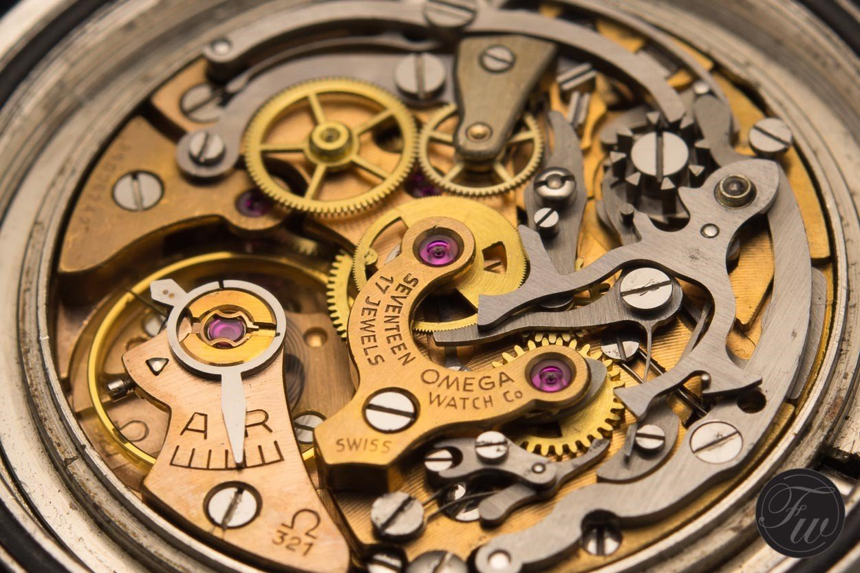 Omega Speedmaster Movement 321