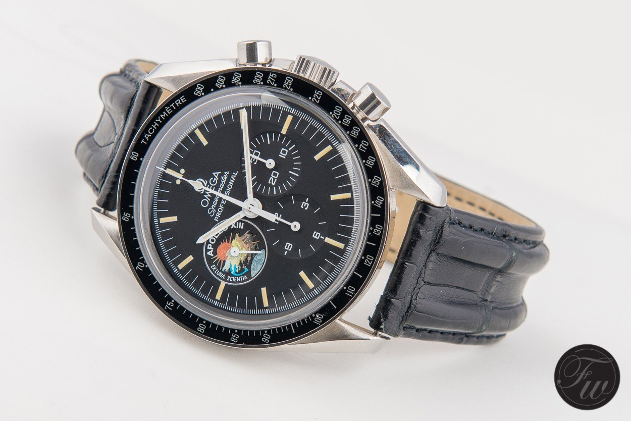 First Man, First Watch – Omega Watches bear the Provenance ...