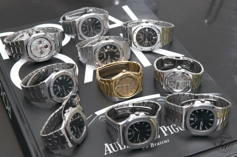 When watch collectors get together