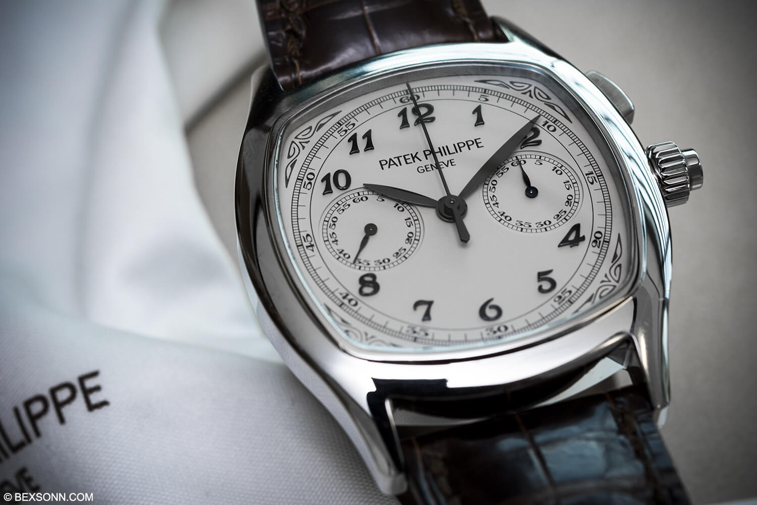 Patek Philippe Split-Seconds Monopusher Chronograph Ref. 5950A