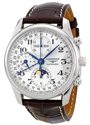Longines Master Chronograph Moonphase