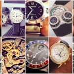 Masterpieces of watchmaking