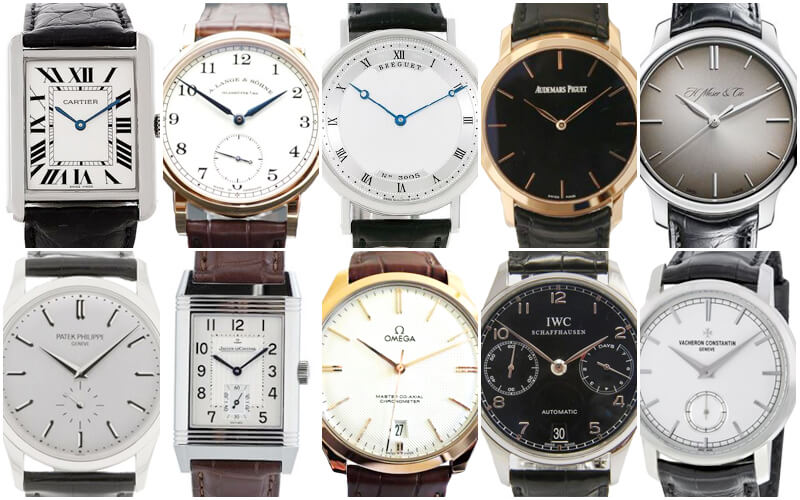 Top 10 Classic Watches