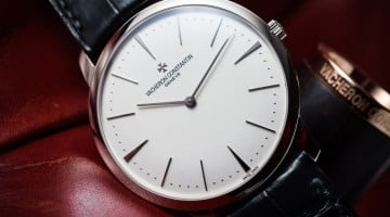Ultra-Thin Watches