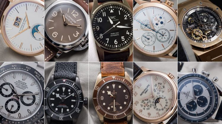 Top 10 Watches from SIHH & Baselworld 2016