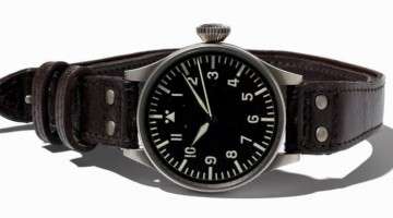History of Pilot's Watches