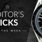 Editor's Picks of the Week: Seiko Marinemaster 300, Universal Genève Exotic Tri-Compax, Rolex Datejust Ref. 1601