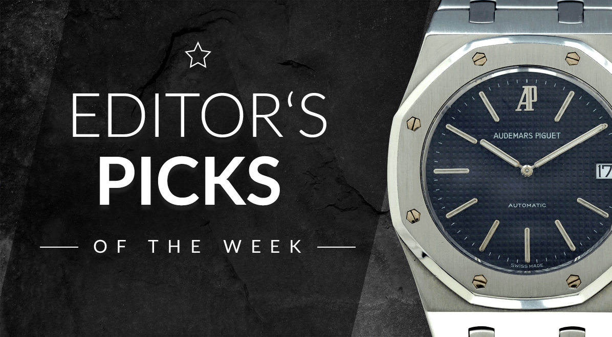 Chrono24 Editor's Picks Audemars Piguet Royal Oak Teaser
