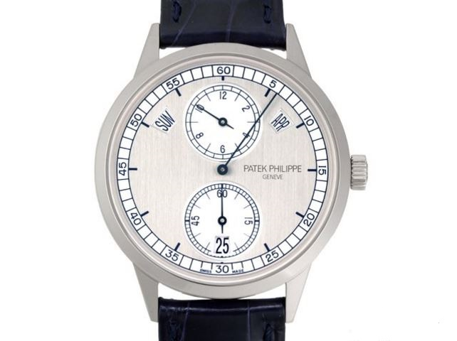 Patek Philippe Annual Calendar Regulator 5235