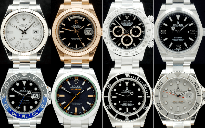 Which Rolex suits me best?