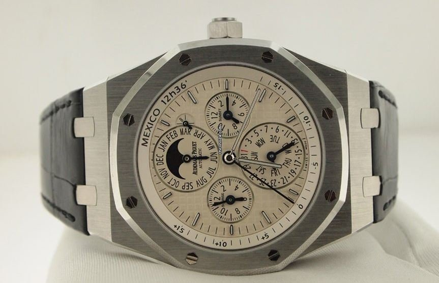 Audemars Piguet Royal Oak Perpetual Calendar Equation of Time