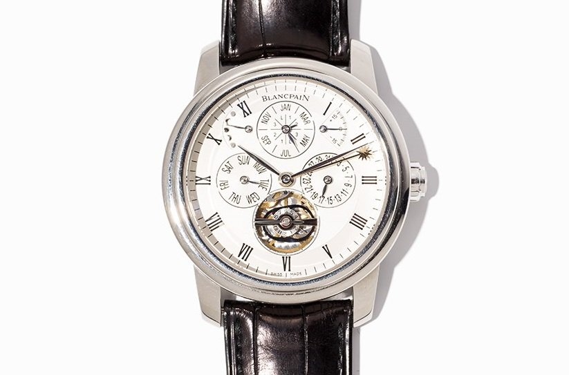 Blancpain Villeret Equation du Temps Marchante