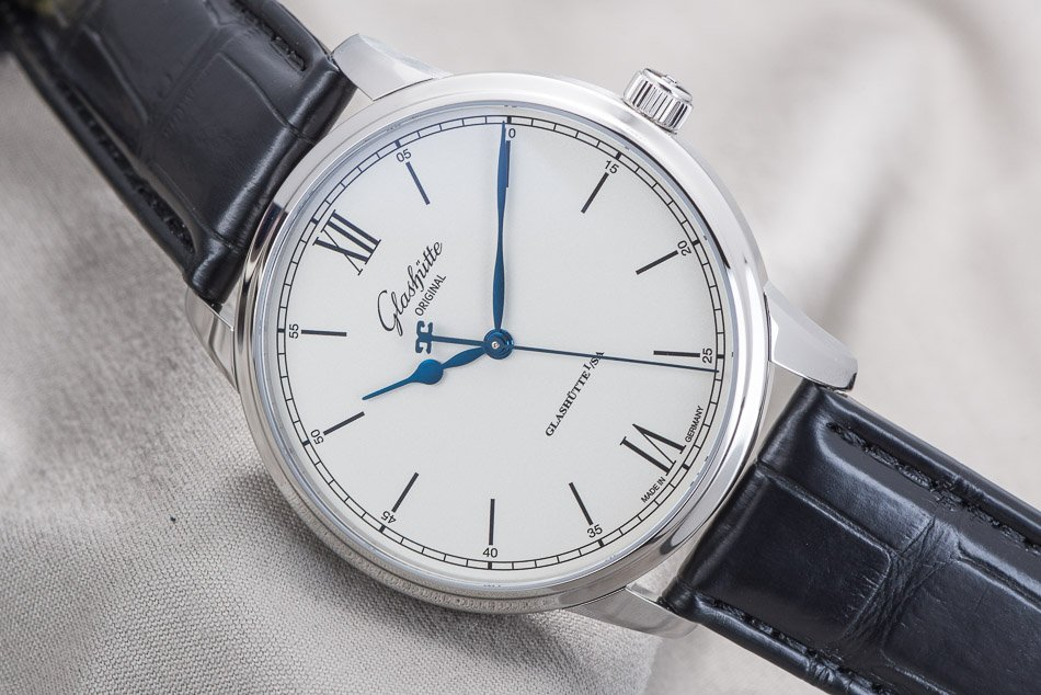 Glashütte Original Senator Excellence Steel