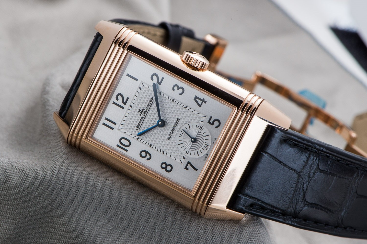 Jaeger-LeCoultre Reverso Classic Grande Duoface