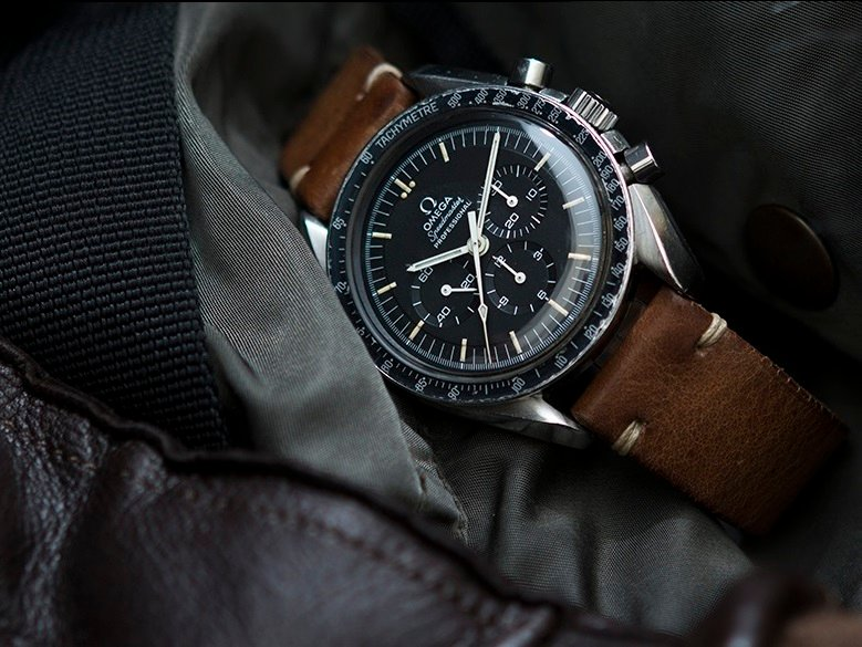 Omega Speedmaster Moonwatch Teaser