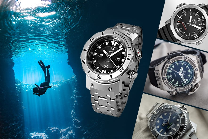 bd1f92f93f3 Divers are some of the most popular watches amongst watch enthusiasts – and  this also holds true for me. There are several divers that I admire  frequently ...
